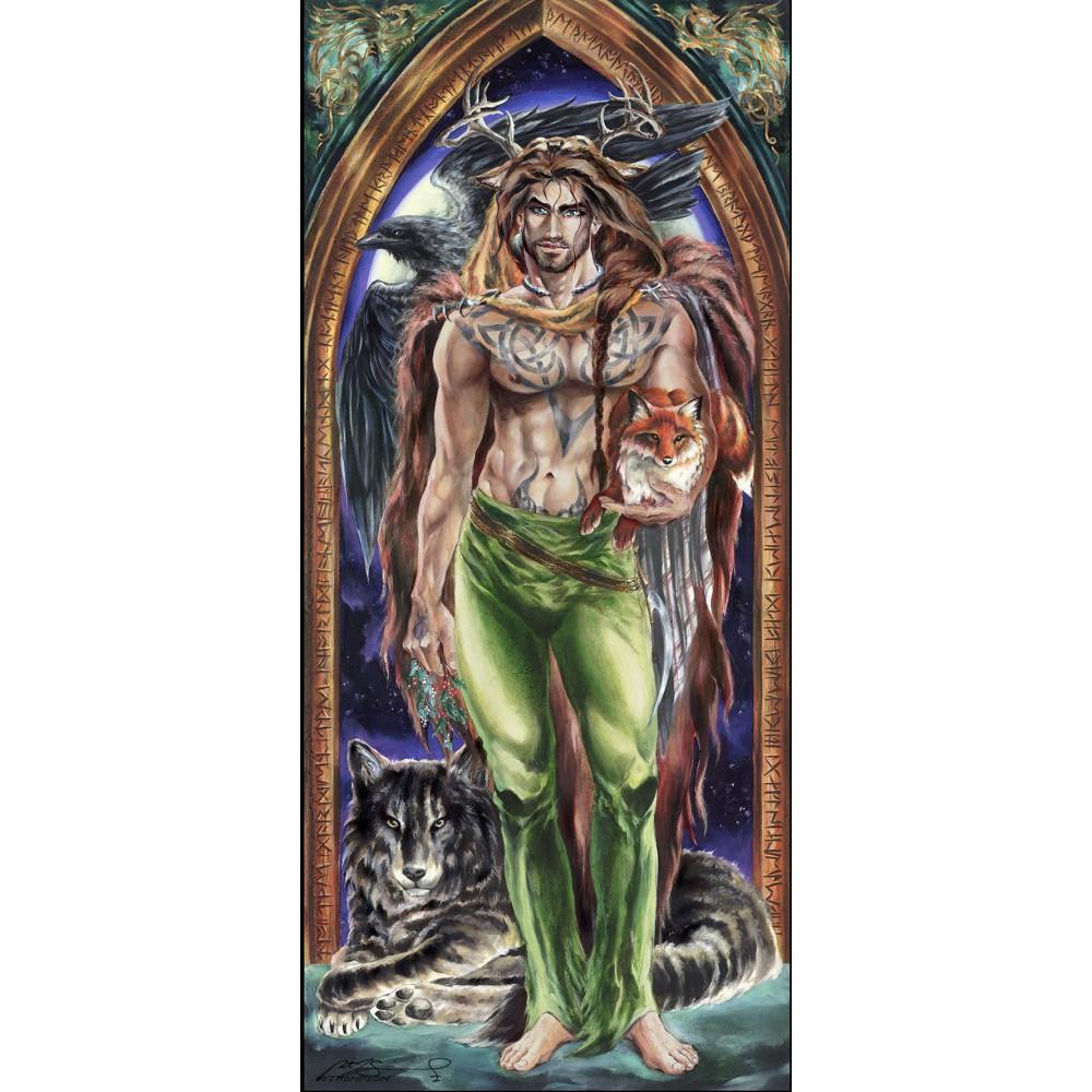Ruth Thompson The Druid Rra