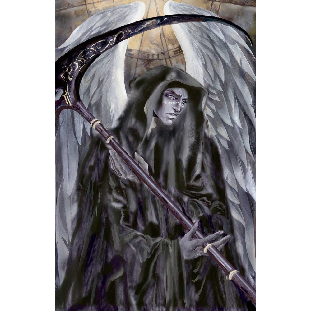 Azriel-The Angel of Death
