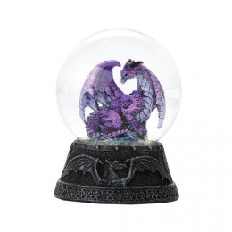 """Hoarfrost"" Snowglobe by Ruth Thompson"