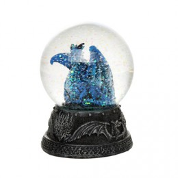 Quicksilver Snow Globe