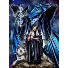 AZRIEL-THE SCYTHE BELOW