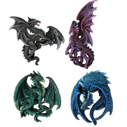 Dragon Magnets Set 2 by Ruth Thompson